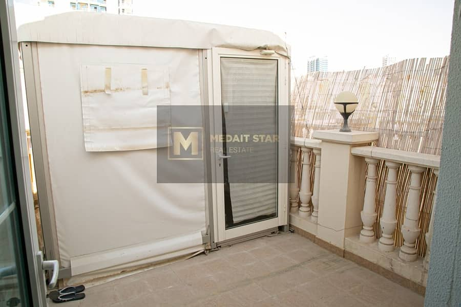 47 One bedroom Townhouse For Rent - Barsha South - JVC