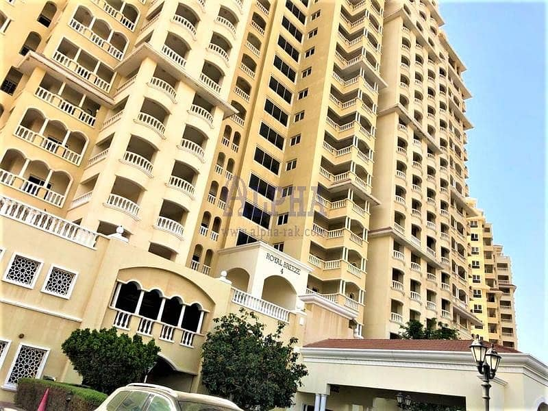 1 High Floor Studio in Royal Breeze | Lagoon View!