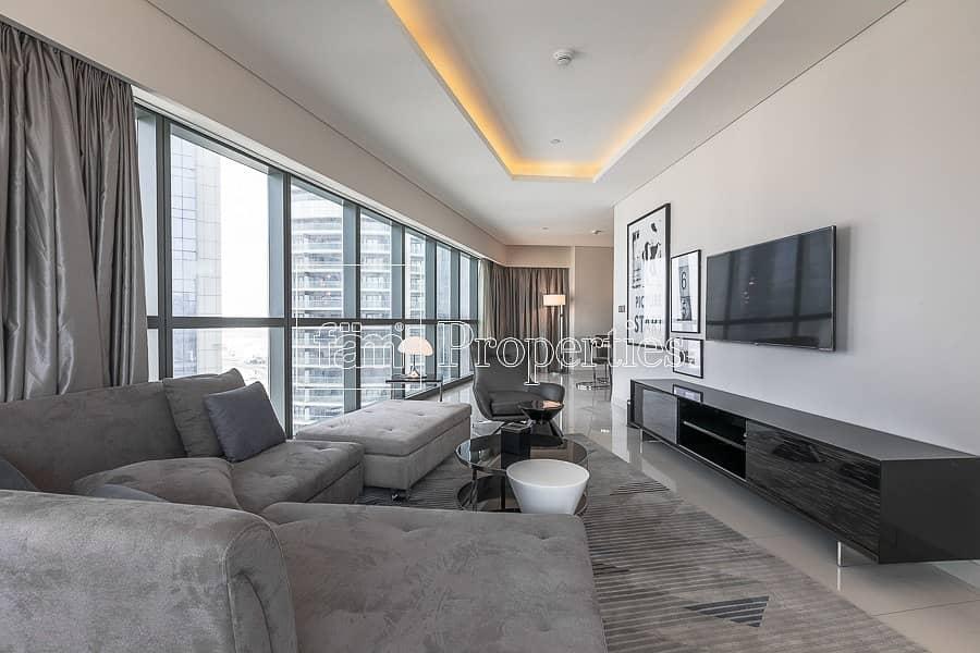 2BR Spacious Apartment | 3 Chqs