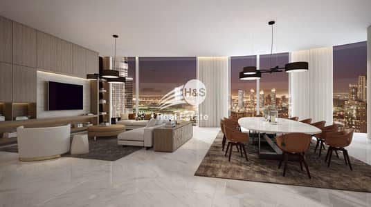 2 Bedroom Flat for Sale in Downtown Dubai, Dubai - Luxury Living I Flexible Payment Plan I Ready Soon
