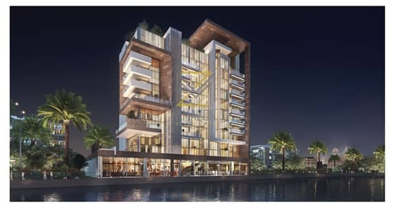 Shop for Sale in Meydan City, Dubai - OWN Now! Lowest Retail Shop in the Market! UP for Grabs! Canal Views - Azizi Shops