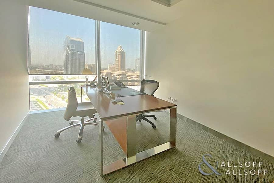 2 Fully Fitted Unit   Furnished Office   DIFC