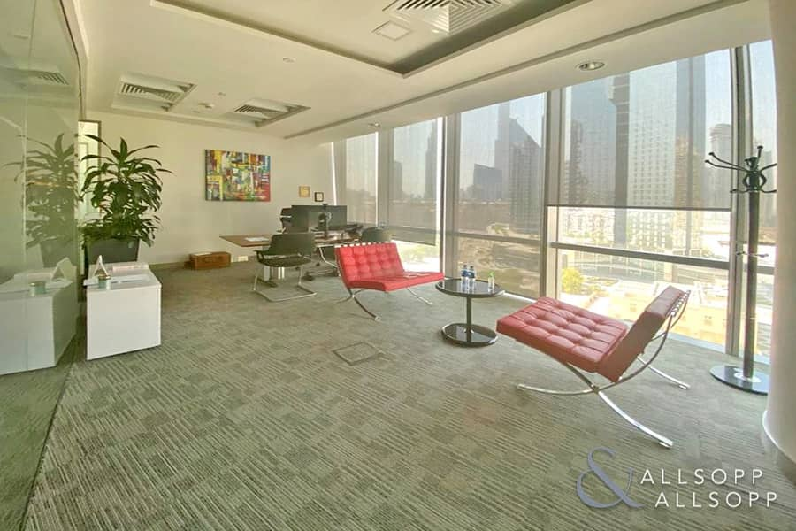 Fully Fitted Unit | Furnished Office | DIFC