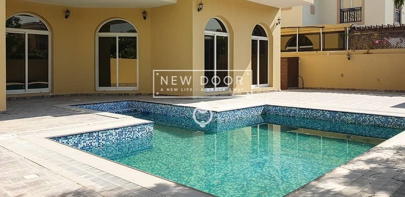 2 Luxury 5BR W/ Pool On Corner Plot