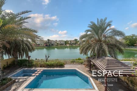 Upgraded | Lake View | Private Pool | Type 7