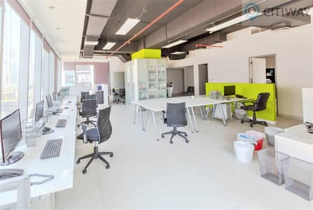 Fully Furnished | Office | Close to the Metro