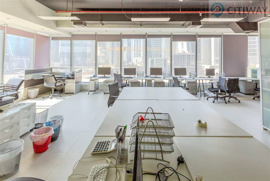 2 Fully Furnished | Office | Close to the Metro