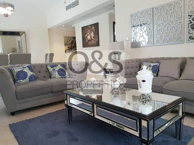 2 Bedroom Flat for Sale in Al Furjan, Dubai - Terrace Apartment which is already Tenanted is on Sale