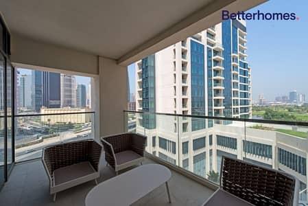 فلیٹ 2 غرفة نوم للبيع في التلال، دبي - Brand New |Furnished | Golf Course View
