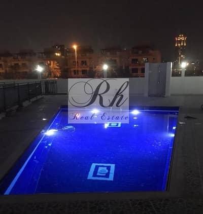 Studio for Rent in Jumeirah Village Circle (JVC), Dubai - Stunning/Beautiful/BrandNew/HugeBalcony/Closed Kitchen/CoveredParking/Move In Ready STUDIO  Apartment