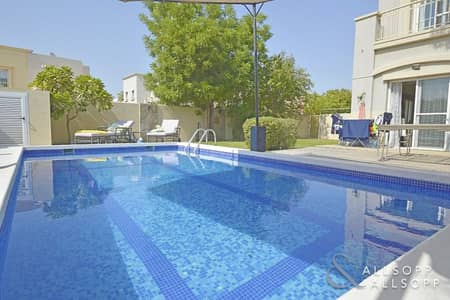 فیلا 3 غرف نوم للبيع في الينابيع، دبي - Private Pool | 3 Bed Type 3E | 4