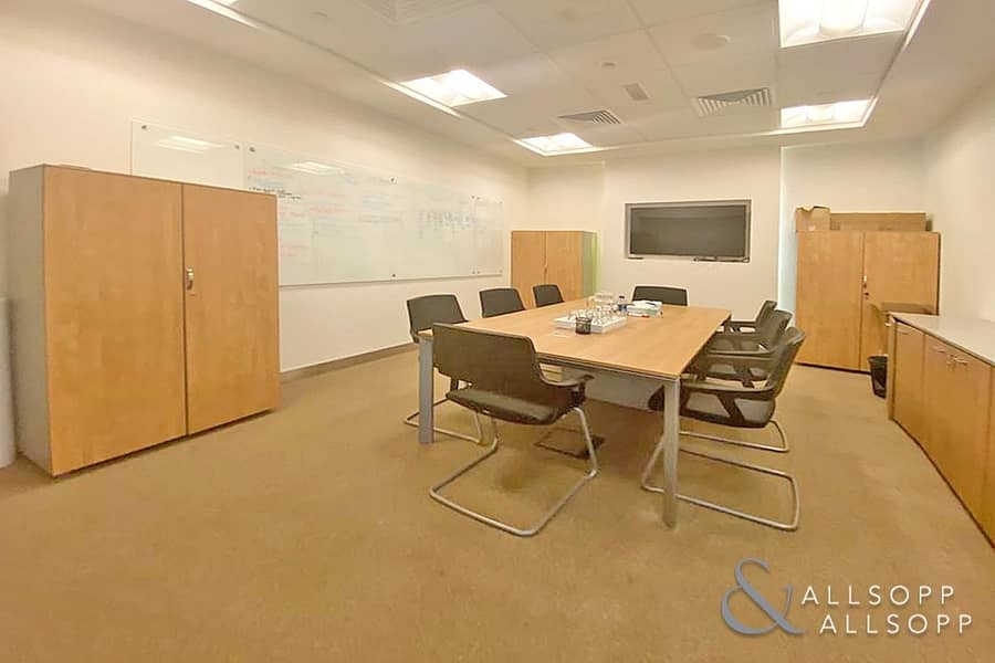 10 Fully Fitted Unit | Furnished Office | DIFC