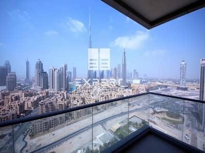 فلیٹ 3 غرف نوم للايجار في وسط مدينة دبي، دبي - Amazing full Burj Khalifa View 3 BR for Rent
