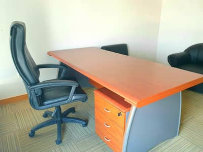 Office for Rent in Al Danah, Abu Dhabi - Book Your Office | Monthly Yearly options | Furnished Offices