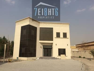 فیلا 4 غرف نوم للايجار في محيصنة، دبي - Outstanding property: 4 b/r good quality independent villa + maids room + large garden for rent in Muhaisnah 3