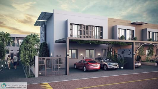 3 Bedroom Villa for Sale in Al Rahmaniya, Sharjah - Villa 3 BR+Maids |5 Years Free Service Charges |Flexible Payment Plan