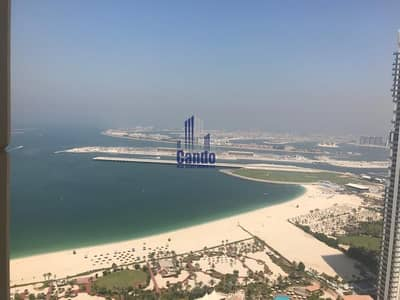 1 Bedroom Flat for Sale in Jumeirah Beach Residence (JBR), Dubai - SEA VIEW   Huge layout   VACANT 1 BR in Sadaf 7