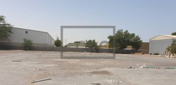 Plot for Rent in Al Quoz, Dubai - Open Land | Storage Purpose | Al Quoz 4