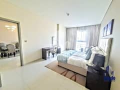 Furnished 2 Bedrooms In Tenora By Damac