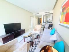 Fully Furnished | One Bedrooms with parking