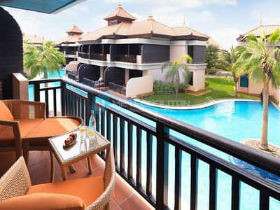 شقة فندقية  للبيع في نخلة جميرا، دبي - Fully furnished | Guaranteed return |Fully Managed