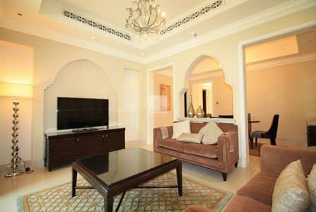 فلیٹ 1 غرفة نوم للايجار في وسط مدينة دبي، دبي - Fully Furnished | Spacious | Keys In Hand