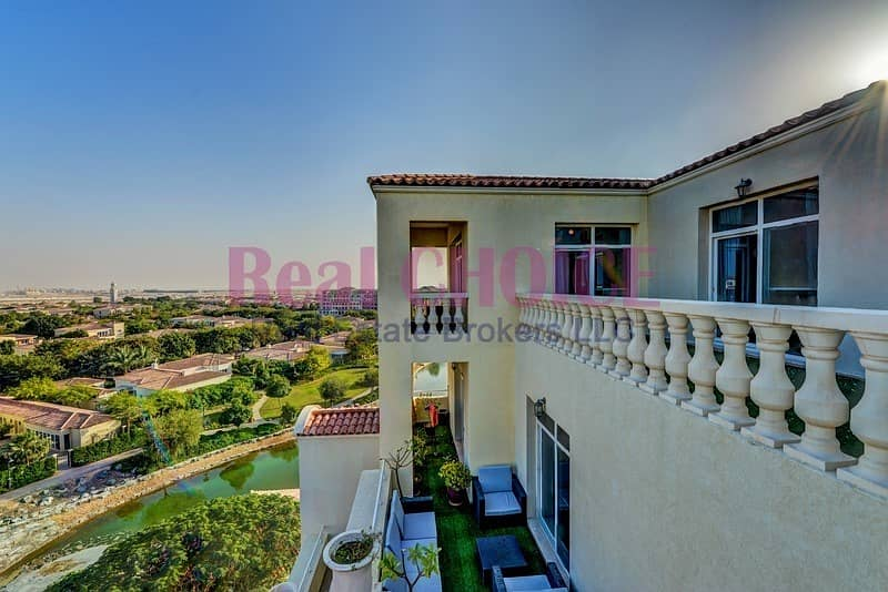 2 Upgraded Duplex Penthouse 3BR| Amazing View