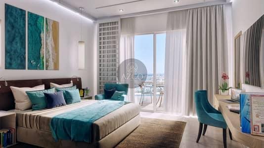 فلیٹ 1 غرفة نوم للبيع في نخلة جميرا، دبي - 1 BR IN PALM JUMERIAH I 50% POST HANDOVER 2YRS