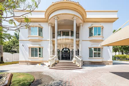 5 Bedroom Villa for Rent in Al Safa, Dubai - Homely and Well-managed Villa | Private pool