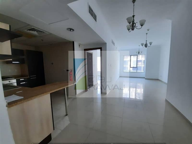 Ready to move-in 1 bhk apartment for rent in Ontario Tower