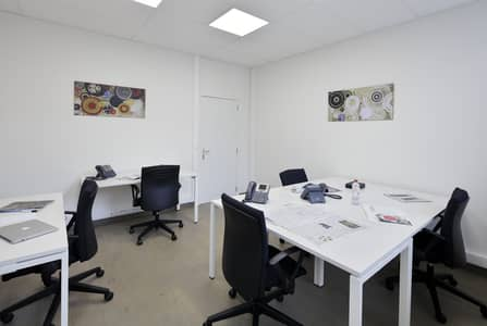 Office for Rent in Al Barsha, Dubai - WE HAVE FURNISHED FULL OFFICES WITH EJARI.