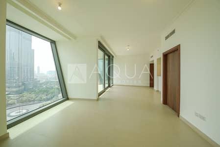 شقة 2 غرفة نوم للايجار في وسط مدينة دبي، دبي - Amazing Layout | Burj Khalifa View | Spacious