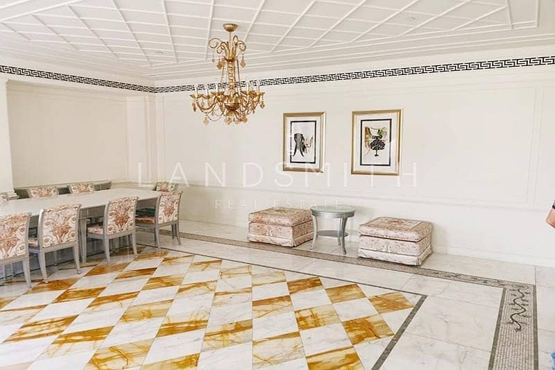 2 Luxury Fully Furnished 3BR Apt in Palazzo Versace