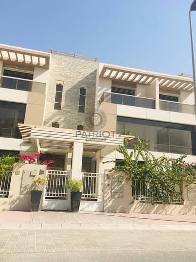 تاون هاوس 4 غرف نوم للبيع في قرية جميرا الدائرية، دبي - Fully furnished Townhouse