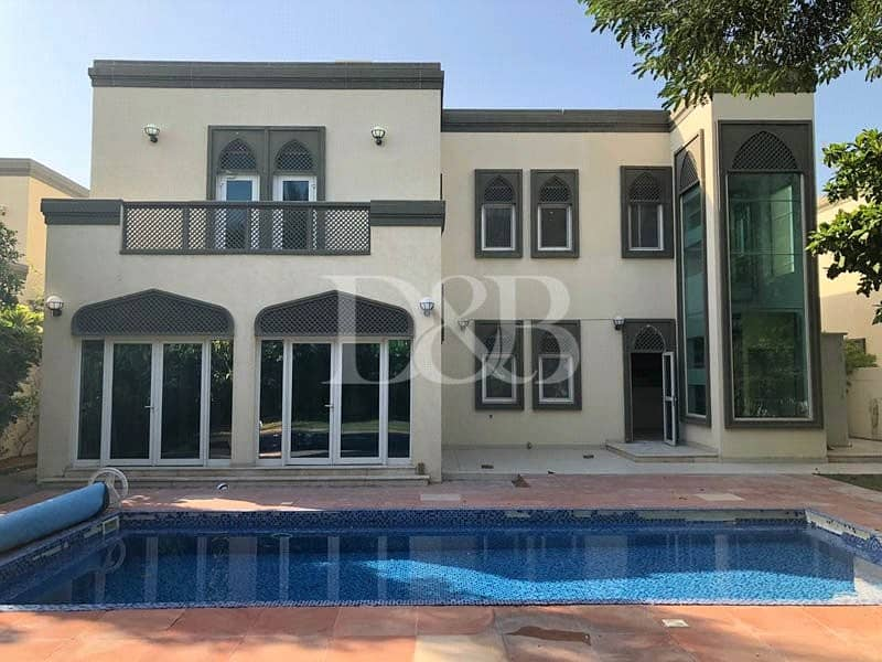 1 Privale Pool and Garden | Luxury District 1 Villa