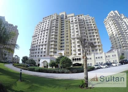Stunning Small Partition 1 Bed Big Balcony Sea View - Royale Breeze