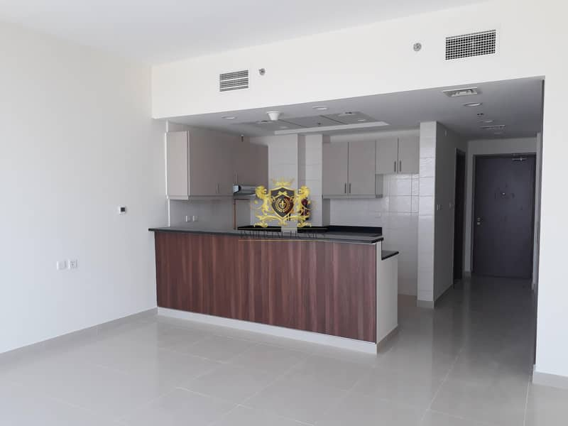 9 Large Studio |High Floor | Reef Residence JVC