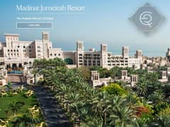 Luxury 2 BR IN MADINAT JUMEIRAH 4 YEARS INSTALLMENTS