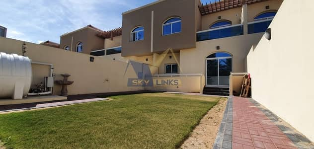 3 Bedroom Villa for Rent in Jumeirah Village Circle (JVC), Dubai - Brand New | Park Facing 3BR+ Maid | Ground +1 TH For Rent
