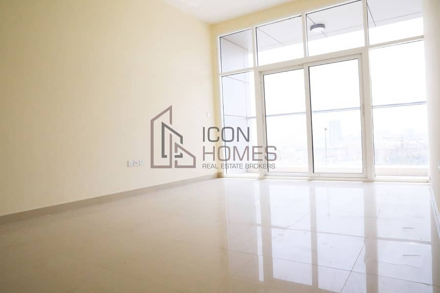 2 New Unfurnished 1bhk Apartment  with Balcony