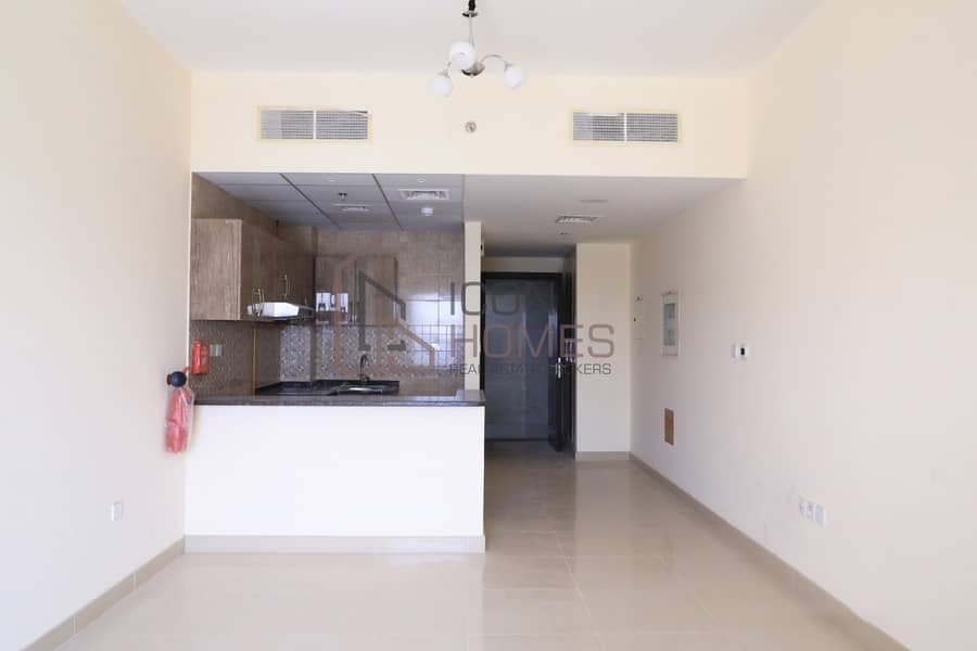 21 New Unfurnished 1bhk Apartment  with Balcony