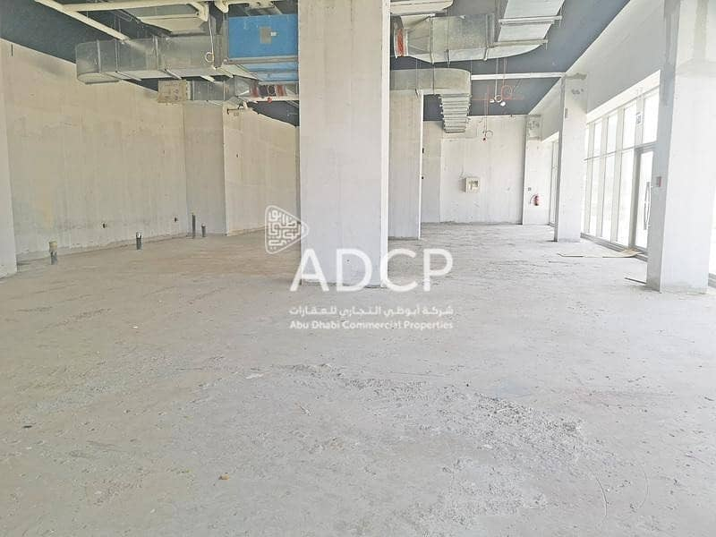 2 Spacious Showroom overlooking Canal | Shell and Core