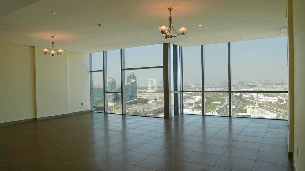 2 Luxurious & Very Spacious 3 Bedroom Apartment