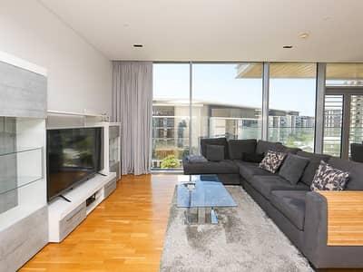 شقة 2 غرفة نوم للايجار في جزيرة بلوواترز، دبي - Stunning Sea View 2 Beds for RENT in Bluewaters Building 6