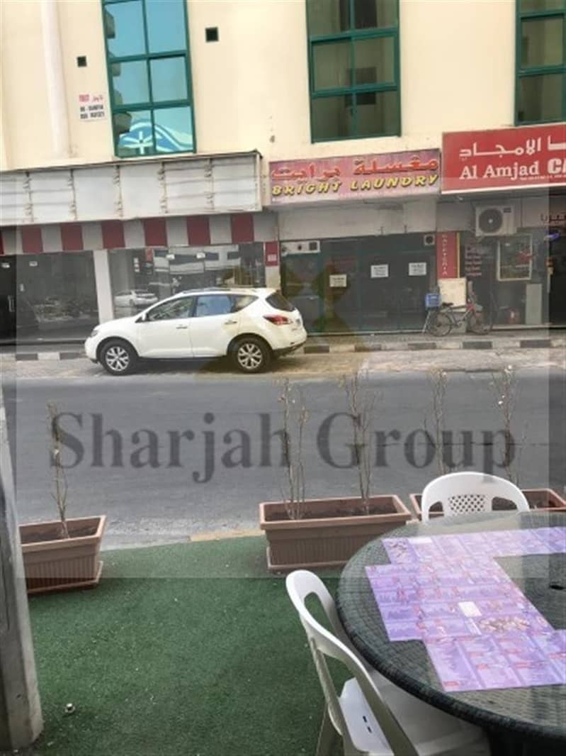 8 Huge Shop in Al Qasimiyah For Lease @ 30K only!
