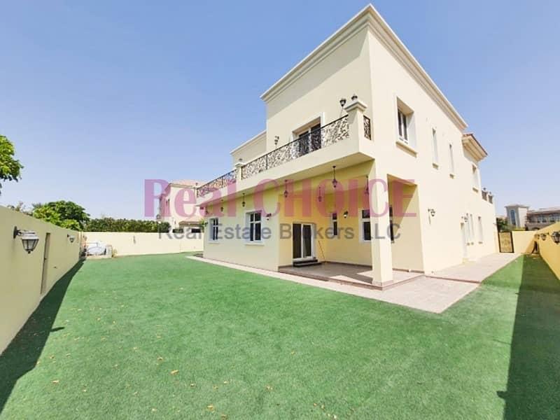 6BR Custom  Villa with Basement|Elevator|Facing Park|Landscape Garden