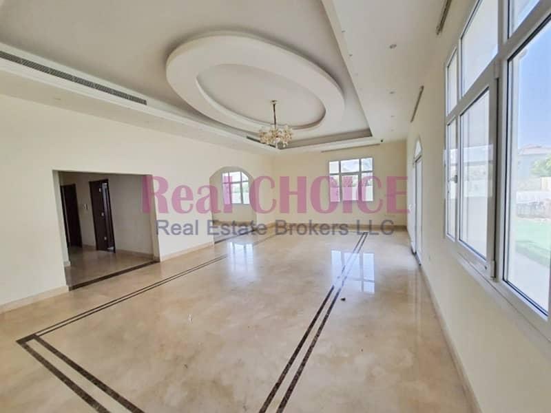 2 6BR Custom  Villa with Basement|Elevator|Facing Park|Landscape Garden