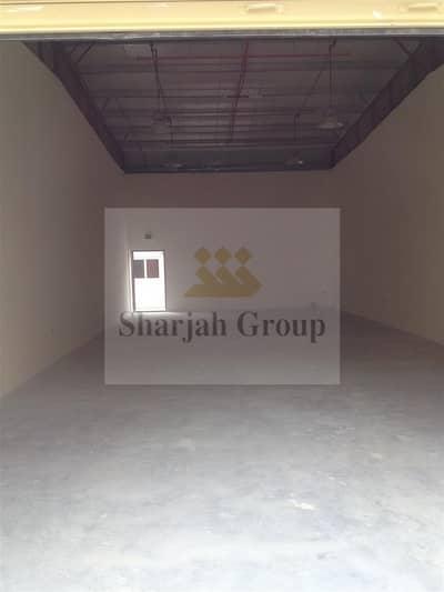مستودع  للايجار في المنطقة الصناعية، الشارقة - GREAT OFFER! NEW Warehouse for Rent in Ind Area 10