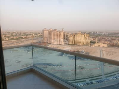 Studio for Rent in Dubai Production City (IMPZ), Dubai - Hight floor I Huge studio I Open Lake view