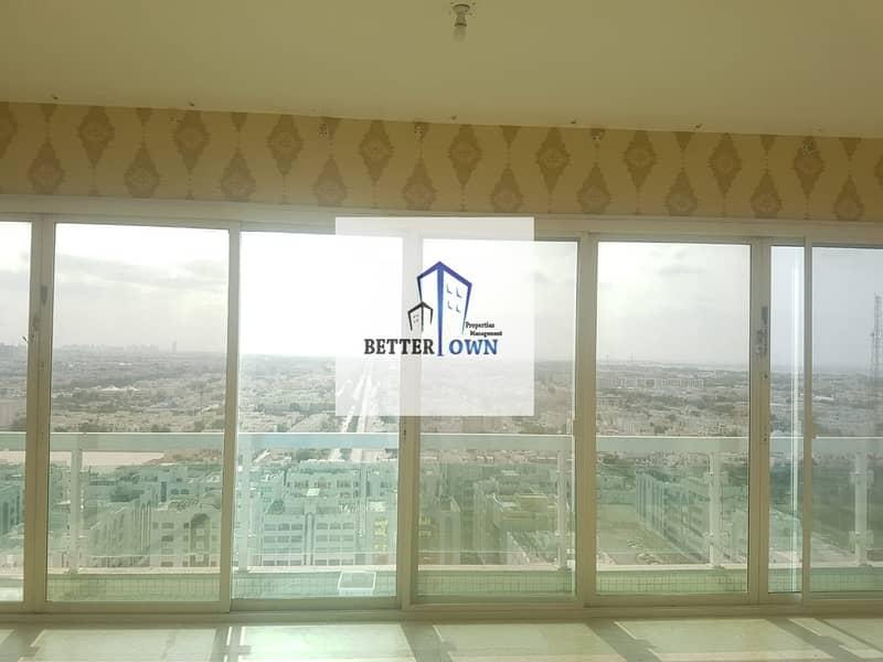 2 New Building! SEA VIEW | 4 BHK BIG Kitchen | Maids Room | Balcony | 90K!
